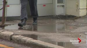 Dorval to fix puddle trouble